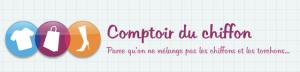 logo comptoir du chiffon
