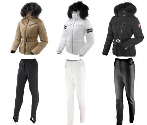 Elegance et confort garanti avec les vêtements de ski  Fulsap