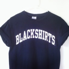 Tee-shirt Blacksirts T.S/M 12 EUR
